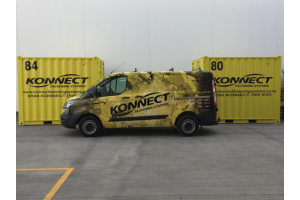 Save Time and Cost with Konnect Site Storage Solutions