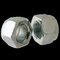 Cl10 H/T Nyloc S/L Nut Din985 Zinc