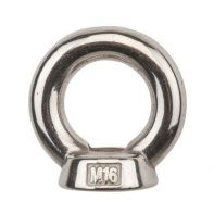 Eye Nut Stainless Steel G316/A4