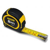 Tape Measure Stanley P Yellow 25 mm x 8 m