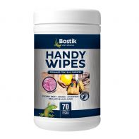 Bostik Handy Wipes 70 Wipes (Was 380997)