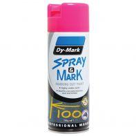 Dy-Mark Spray & Mark Fluro Pink