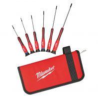 Milwaukee 48222606 6pc Precision Screwdriver set