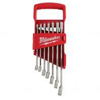 Milwaukee 48229407 Combination Wrench Set - SAE