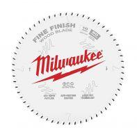 "Milwaukee 48408028 Circular Saw Blade 10"" 254mm 60T FINE FINISH"