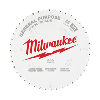 "Milwaukee Circular Saw Blade 12"" 305mm 44T General Purpose"
