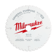 "Milwaukee 9-1/4"" 235mm 40T FINE FINISH Blade"