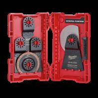 Milwaukee 9PC Multi-Tool Blade Kit