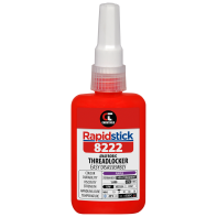 Rapidstick 8222 Threadlocker (Easy Disassembly, Purple) - 50ml Bottle