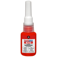 Rapidstick 8243 Threadlocker (Oil Tolerant, Blue) - 10ml Bottle