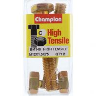 Champion .M12x1.5x75 B/N Bl/Box