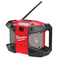 Milwaukee M12 Compact Jobsite Radio (Tool Only) C12JSR-0