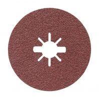 Fibre Disc Aluminium Oxide 125mm x 24 Grit