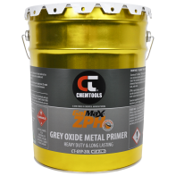 GalMax ZPH Grey Oxide Metal Primer - 20L Paint Tin