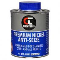 Premium Nickel Anti-Seize - 500g Brush Top