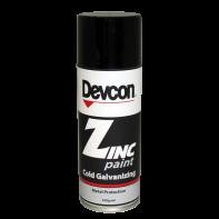 Devcon Zinc Cold Gal 350g Aerosol D1200