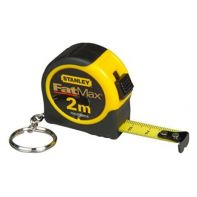 Stanley Fatmax Key Chain Tape Measure 2M