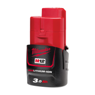 Milwaukee M12 REDLITHIUM®-ION Compact 3.0AH Battery