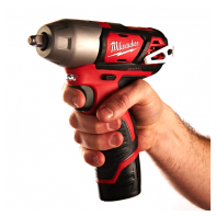 "Milwaukee M12 Impact Wrench 3/8"" Sq Dr (Tool Only)"