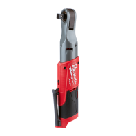 Milwaukee M12 FUEL Brushless Impact Ratchet 1/2""