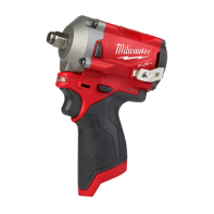 "Milwaukee M12 FUEL 1/2"" Stubby Impact Wrench - Tool Only"
