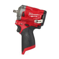 "Milwaukee M12 FUEL Stubby 1/2"" Impact Wrench - Tool Only"