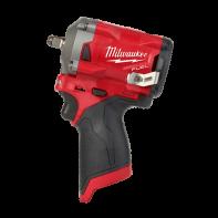 "Milwaukee M12FIW38-0 12V Cordless FUEL 3/8"" Stubby Impact Wrench"