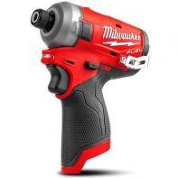 "Milwaukee 1/4"" Hex SURGE Hydraulic Impact Driver 12V Li-Ion - Skin Only"