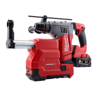 Milwaukee M18 & M28 Dust Extractor (for M18CHP-0)