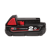 Milwaukee M18 Red Lithium 2.0AH Battery Pack M18B2