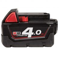 Milwaukee M18 Red Lithium 4.0AH Battery Pack M18B4