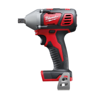 "Milwaukee M18 Impact Wrench  1/2"" M18BIW12-0"