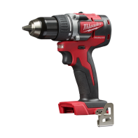 Milwaukee M18 Fuel Compact Brushless Drill Driver