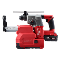 Milwaukee M18 HAMMERVAC  CH Dedicated Dust Extractor - Tool only