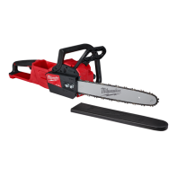 "Milwaukee M18 FUEL 16"" Chainsaw - Tool Only"