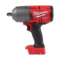 """Milwaukee M18FHIWF12-0  18V Cordless FUEL High Torque 1/2"""" Impact Wrench Ring"""