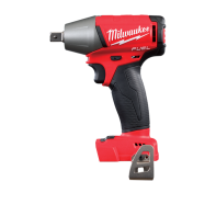 Milwaukee M18 Fuel GEN2 Brushless 1/2 Impact Wrench (Tool Only)