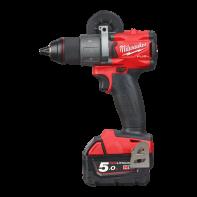 Milwaukee M18 Brushless Hammer Drill Driver Gen 3 5.0Ah Kit