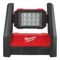 Milwaukee M18 LED High Powered Area Light (Tool Only)