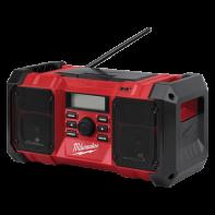 Milwaukee M18 Digital Jobsite Radio DAB+ (Tool Only) M18JSRDAB+-0
