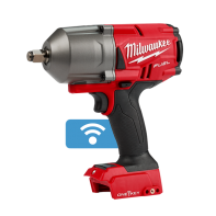 """Milwaukee M18ONEFHIWF12-0 18V Cordless FUEL ONE-KEY 1/2"""" High Torque Wrench Ring"""