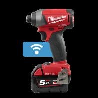 "Milwaukee M18 Fuel One-Key Bluetooth Hex Impact Driver 1/4"""
