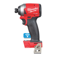 """Milwaukee M18 FUEL 1/4"""" Hex Impact Driver with ONE-KEY - Tool only"""