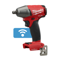Milwaukee M18 One-Key Impact Wrench Friction Ring (Tool Only)