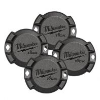 Milwaukee One-Key TICK - Bluetooth Tool and Equipment Tracker (4 Pack)