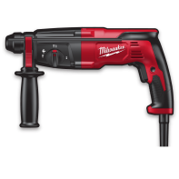 Milwaukee SDS Plus Rotary Hammer 3 Mode 25mm 800W