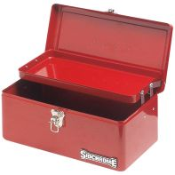 Sidchrome Cantilever Tool Box Red