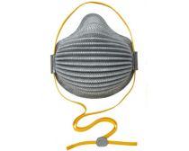 Moldex M/L AirWave P2 SmartStrap Particulate Respirator plus Nuisance Organic Vapours and Soft Foam Full Flange