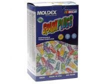 Ear Plugs Foam Moldex SparkPlugs® Disposable Uncorded (Box 200 Pairs)
