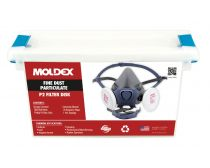 Moldex 7000 Series Pre Assembled Respirator P2/P3 Medium